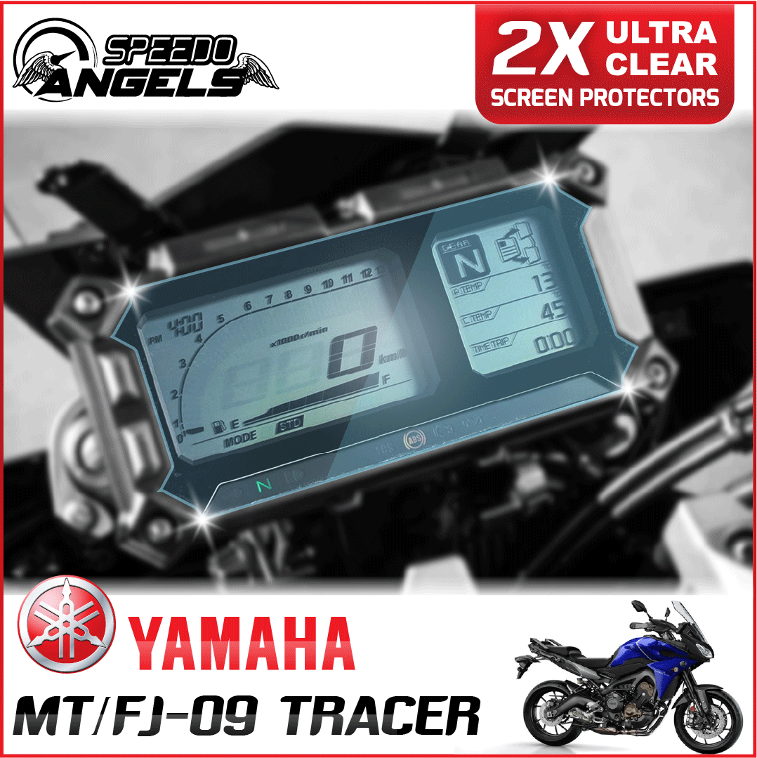YAMAHA FJ-09 Super Tenere Instrument Cluster dashboard screen protector protection film kit
