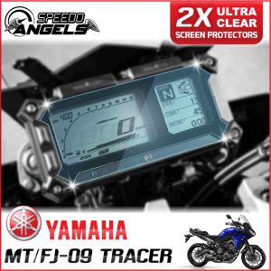 YAMAHA 900 MT-09 Tracer instrument cluster dashboard screen protector protection film kit