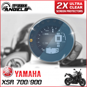 YAMAHA XSR 700 900 instrument cluster dashboard screen protector protection film kit