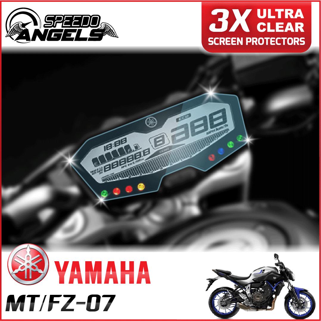 FZ-10SP Protector de Pantalla Dashboard/Instrument Cluster Ultra Clear Speedo-Angels Yamaha MT-10SP