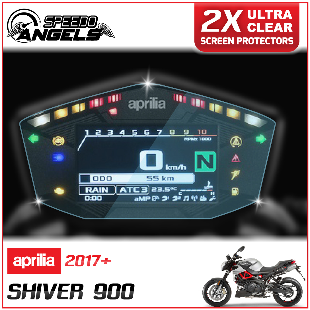 Aprilia Shiver 900 screen protector