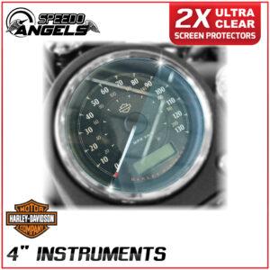 "Harley Davidson 4"" Screen Protectors"