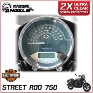 Harley Davidson Street Rod screen protector