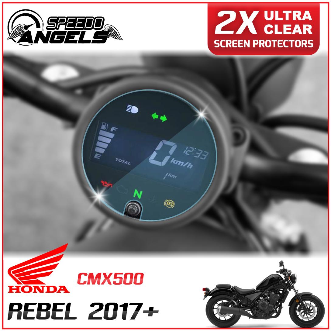 Honda CMX500 Rebel screen protector