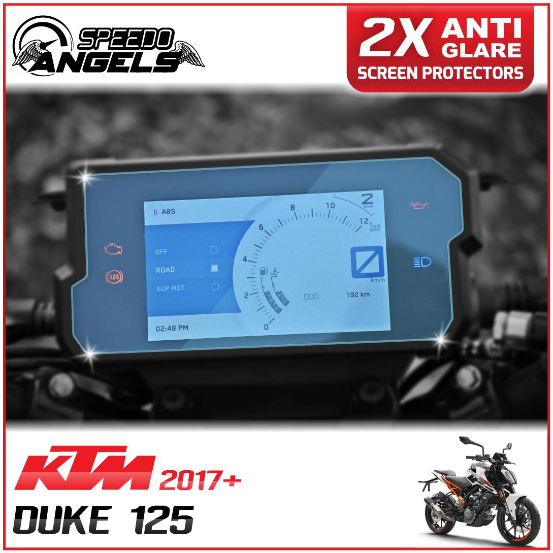 KTM 125 Duke Screen Protector