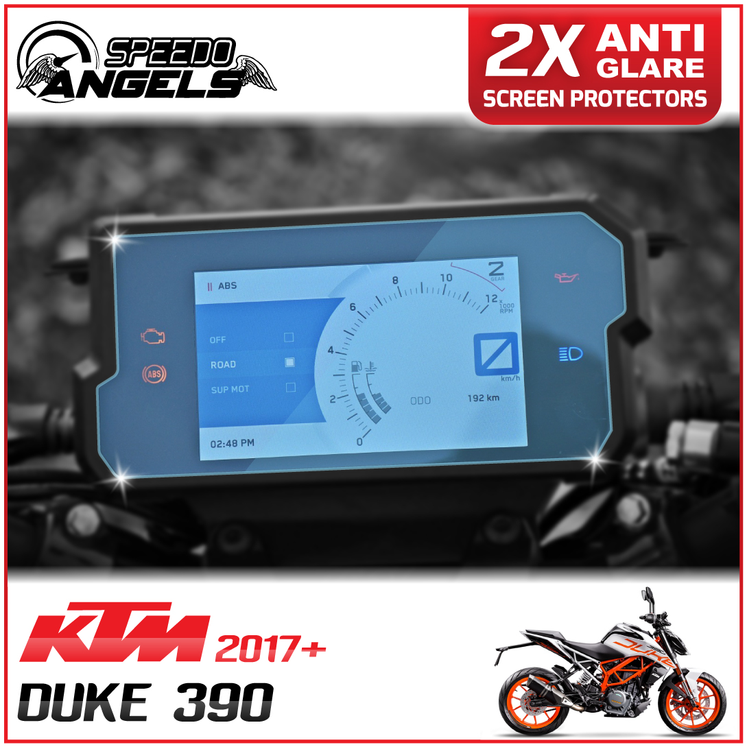 KTM 390 Duke Screen Protector