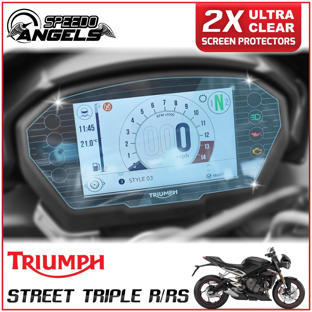 Triumph Street Triple R/RS Screen Protector