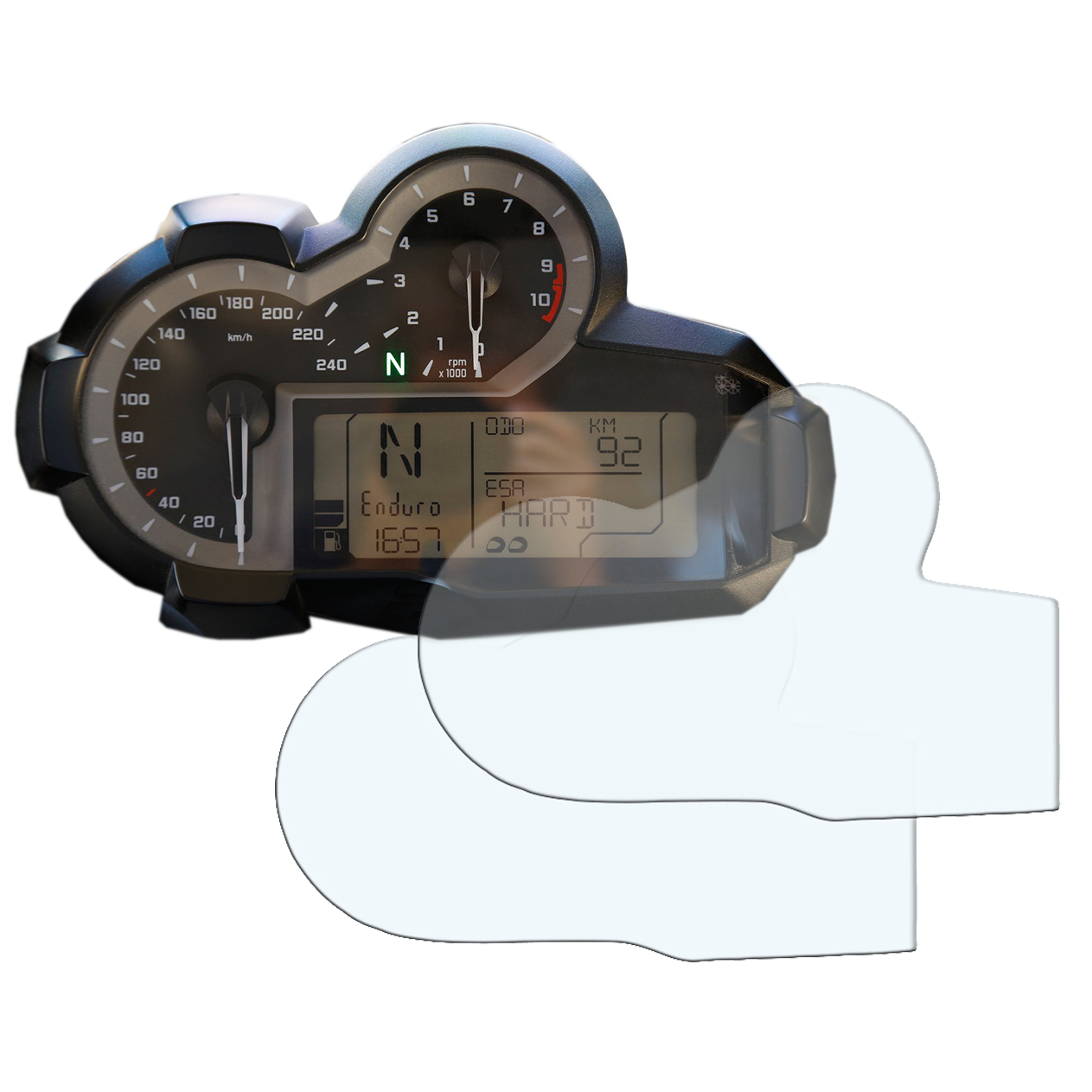 BMW R1200GS Screen Protector