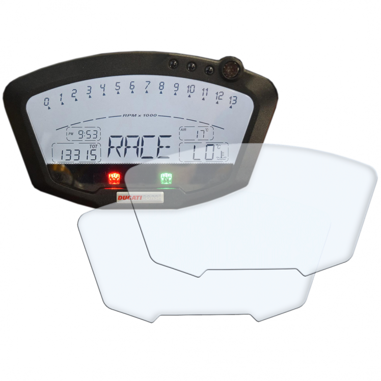 Ducati 848 / 1098 / 1198 screen protector