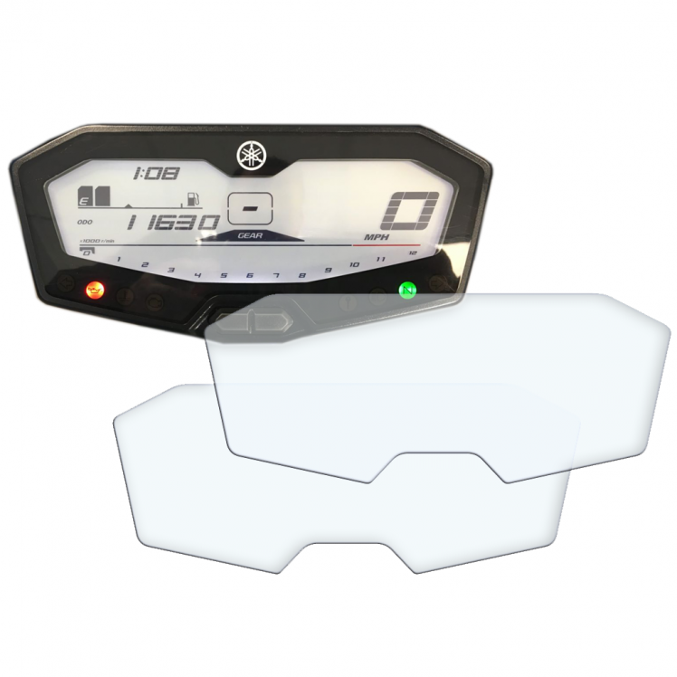 Yamaha MT07 screen protector