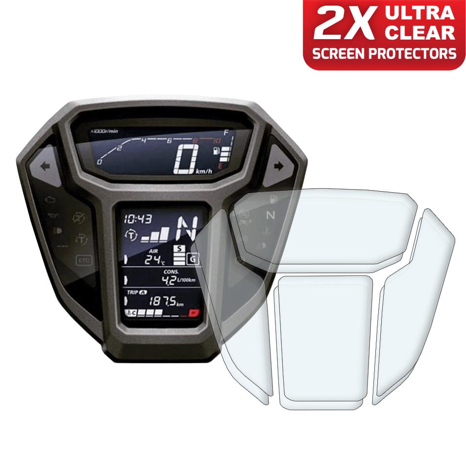 Honda Africa Twin screen protector