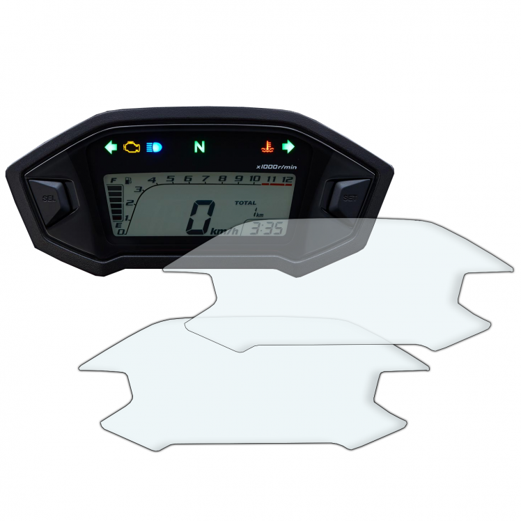 Honda CBR500 screen protector
