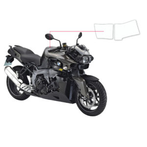 BLOQ Fuel Tank Protection Kit – BMW K1300R  2009-2015