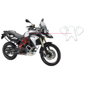 BLOQ Fuel Tank Protection Kit – BMW F800 GS  2013-