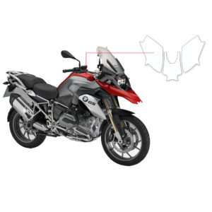 BLOQ Fuel Tank Protection Kit – BMW R1200 GS 2013-2018