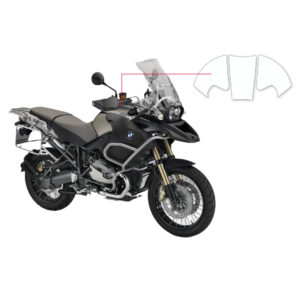 BLOQ Fuel Tank Protection Kit – BMW R1200 GS ADVENTURE  2013-2018