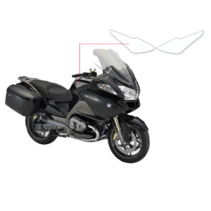 BLOQ Fuel Tank Protection Kit – BMW R1200 RT  2013-2013
