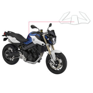 BLOQ Fuel Tank Protection Kit – BMW F800R  2015-