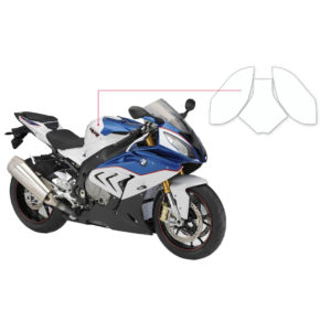 BLOQ Fuel Tank Protection Kit – BMW S1000 RR  2015-2019