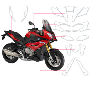 BLOQ Paint Protection Kit – BMW S1000 XR  2015-