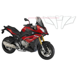 BLOQ Fuel Tank Protection Kit – BMW S1000 XR  2015-