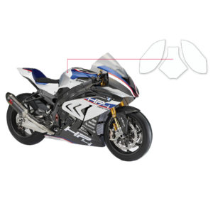 BLOQ Fuel Tank Protection Kit – BMW HP4 Race  2017-