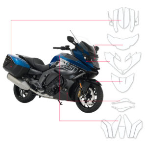 BLOQ Paint Protection Kit – BMW K1600 GT  2017-