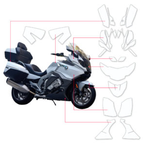 BLOQ Paint Protection Kit – BMW K1600 GTL  2017-
