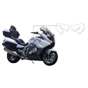 BLOQ Fuel Tank Protection Kit – BMW K1600 GTL  2017-