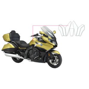 BLOQ Fuel Tank Protection Kit – BMW K1600B Grand America,LE,SE,Std 2017-