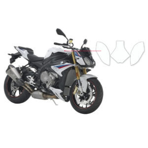 BLOQ Fuel Tank Protection Kit – BMW S1000 R  2017-