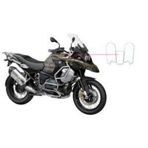 BLOQ Fuel Tank Protection Kit – BMW R1250 GS Adventure 2019-