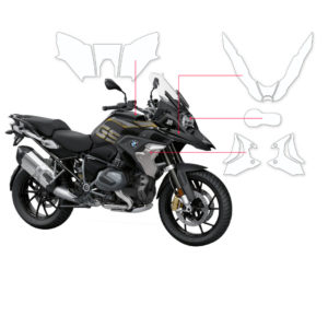 BLOQ Paint Protection Kit – BMW R1250 GS Exclusive 2019-