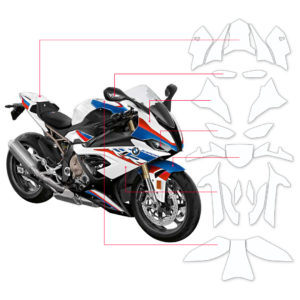 BLOQ Paint Protection Kit – BMW S1000 RR International Only 2019-