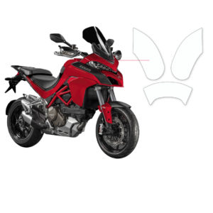 BLOQ Fuel Tank Protection Kit – DUCATI MULTISTRADA  2015-2017