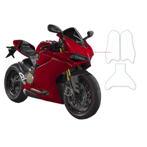 BLOQ Fuel Tank Protection Kit – DUCATI PANIGALE 1299 2015-