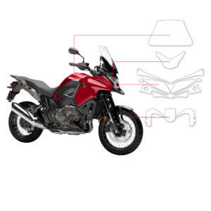 BLOQ Paint Protection Kit – HONDA CROSSTOURER  2015-