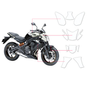 BLOQ Paint Protection Kit – KAWASAKI ER6-N  2014-