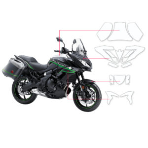 BLOQ Paint Protection Kit – KAWASAKI VERSYS 650 2015-