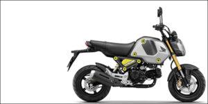 MSX125 Grom 2021-