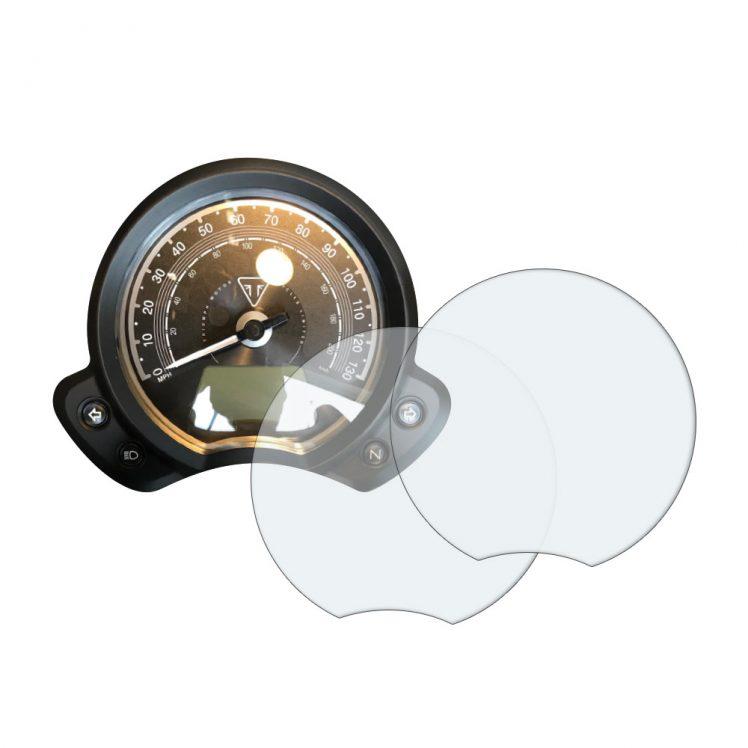 Triumph Bonneville Speedmaster Dashboard Screen Protector