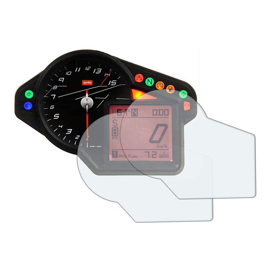 2 x Clear /& 2 x Anti-Glare Dashboard Screen Protector 4 x Honda NC750 2016