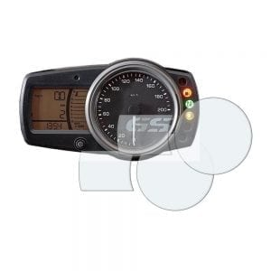 BMW G650GS dashboard screen protector