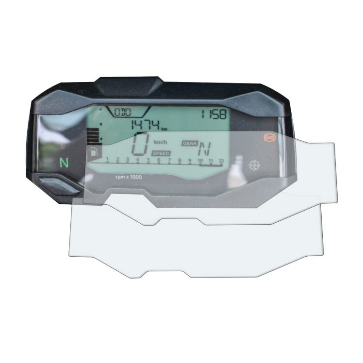 BMW G310GS dashboard screen protector