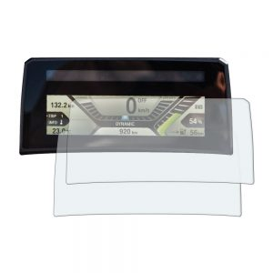 BMW C Evolution dashboard screen protectors