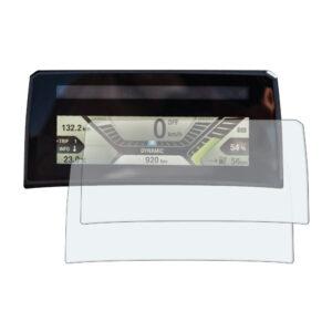 BMW C Evolution dashboard screen protectors