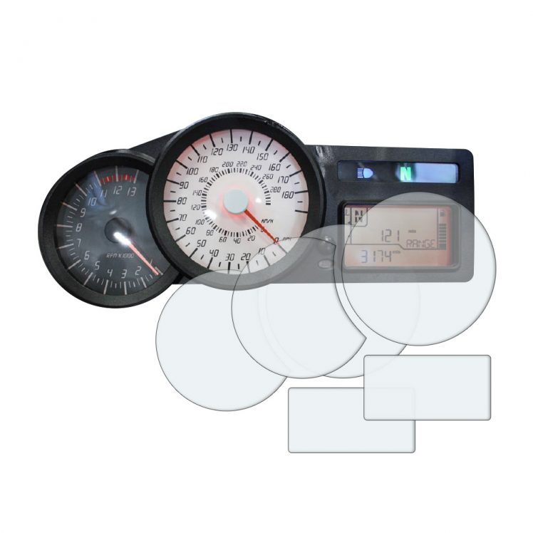 BMW K1300S Dashboard Screen Protector