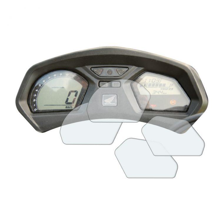 Honda CBR650F Dashboard Screen Protectors