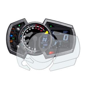 Kawasaki Ninja 250/400/650 2017+ Dashboard screen protectors