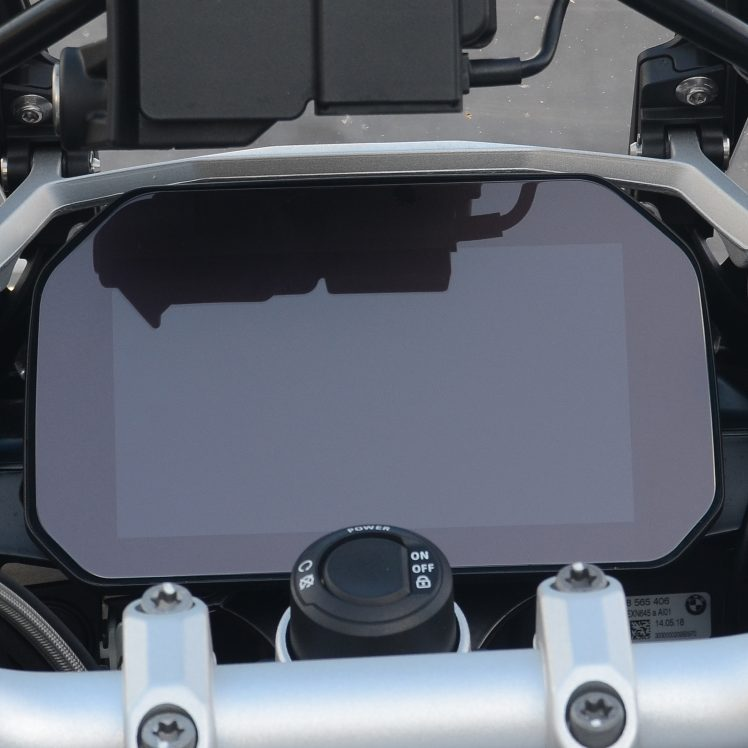 BMW Connectivity Tempered Glass Screen Protector